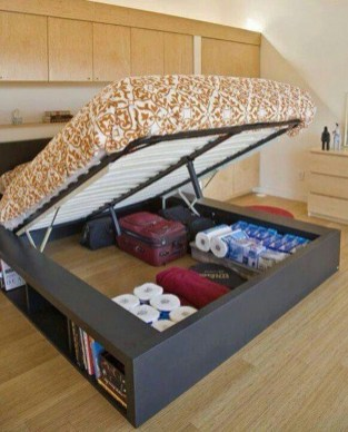 Smart Space Saving Solutions And Storage Ideas 08