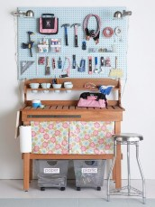 Smart Ways To Organize Your Home With Pegboards 21