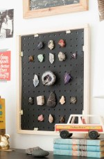 Smart Ways To Organize Your Home With Pegboards 22
