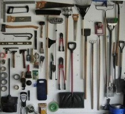 Smart Ways To Organize Your Home With Pegboards 23