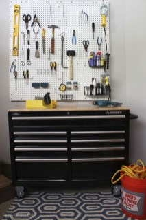 Smart Ways To Organize Your Home With Pegboards 30