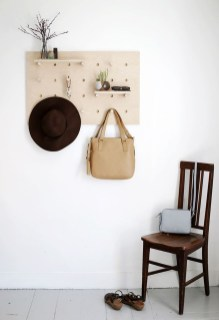 Smart Ways To Organize Your Home With Pegboards 33