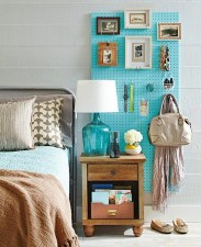 Smart Ways To Organize Your Home With Pegboards 37