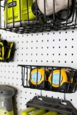 Smart Ways To Organize Your Home With Pegboards 38