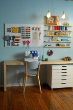 Smart Ways To Organize Your Home With Pegboards 39