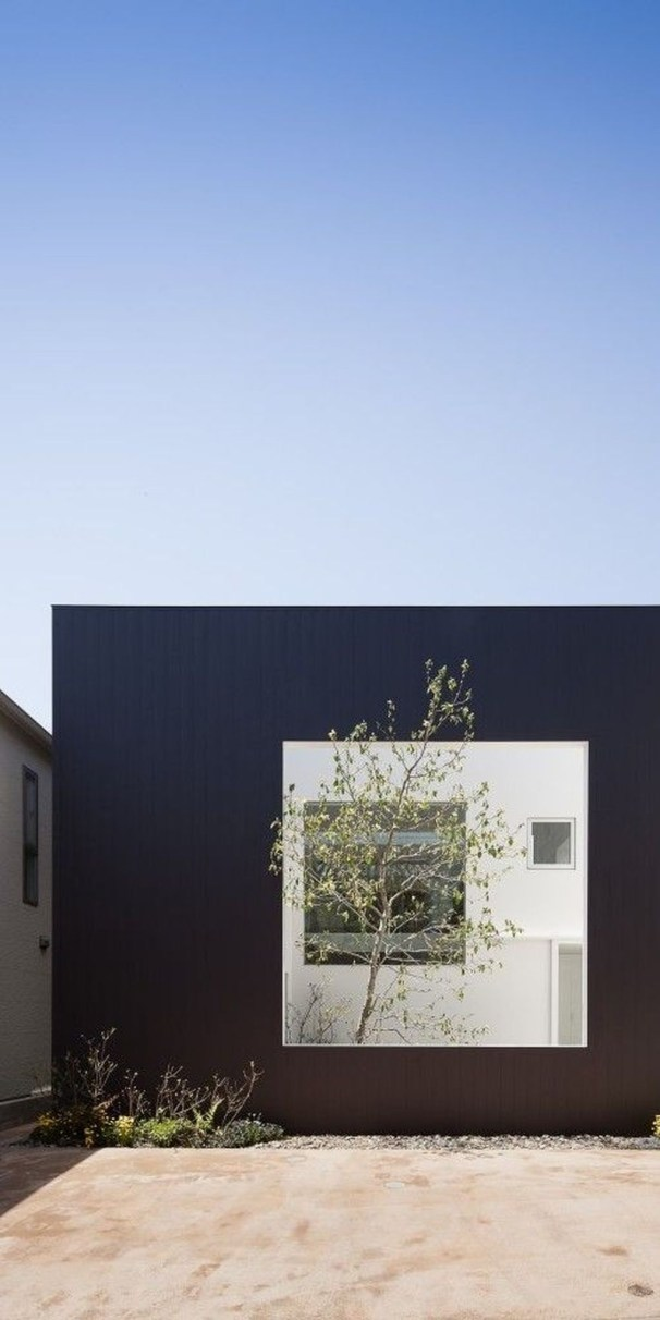 Spectacular Designs Of Minimalist Two Storey House 01