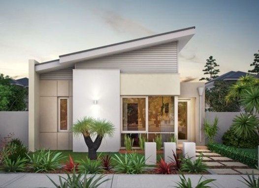 Spectacular Designs Of Minimalist Two Storey House 02