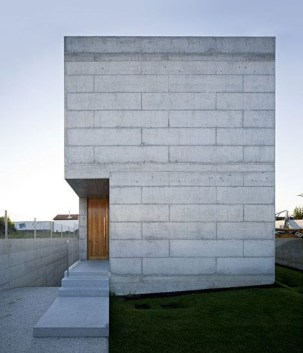 Spectacular Designs Of Minimalist Two Storey House 06