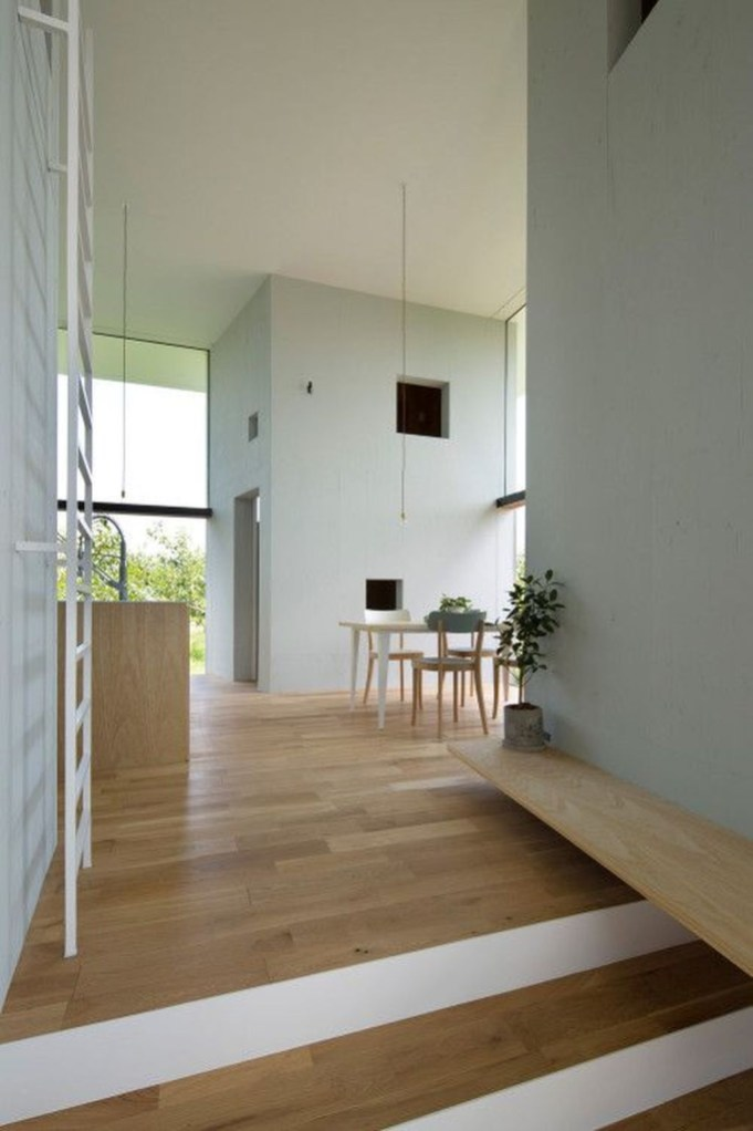 Spectacular Designs Of Minimalist Two Storey House 13