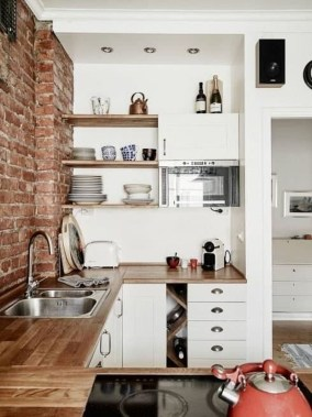 Tips On Decorating Small Kitchen 16