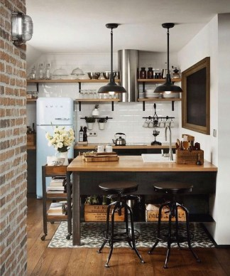 Tips On Decorating Small Kitchen 35