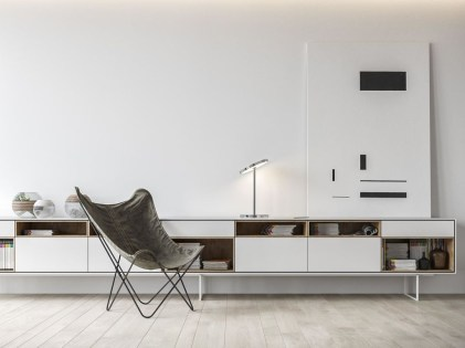 Ultra Minimalist Apartment For A Young Bachelor 36