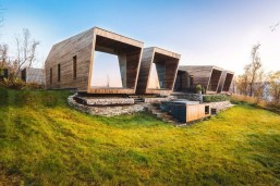 A Wooden House That's Simple On The Outside But Modern On The Inside 30