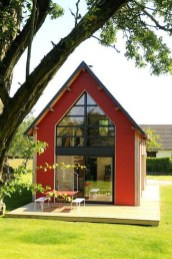 A Wooden House That's Simple On The Outside But Modern On The Inside 42