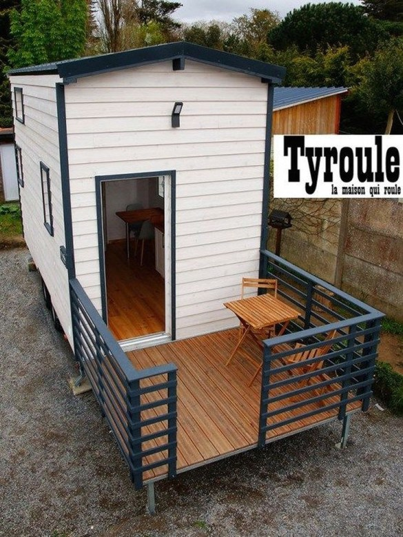 Affordable Wooden Houses For Small Families 15