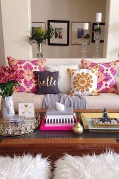 Apartment With Colorful Interior Design 15