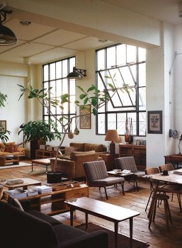 Apartment With Colorful Interior Design 36