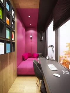 Apartment With Colorful Interior Design 38