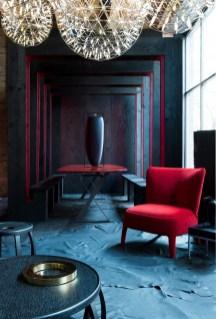 Apartment With Colorful Interior Design 40