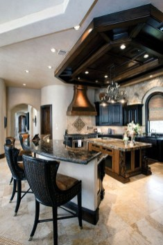 Beautiful Kitchen Designs With A Touch Of Wood 07