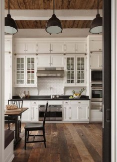 Beautiful Kitchen Designs With A Touch Of Wood 21