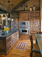 Beautiful Kitchen Designs With A Touch Of Wood 25