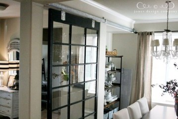 Beautiful Open Kitchens With Unique Partitions And Room Dividers 12