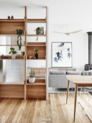 Beautiful Open Kitchens With Unique Partitions And Room Dividers 35
