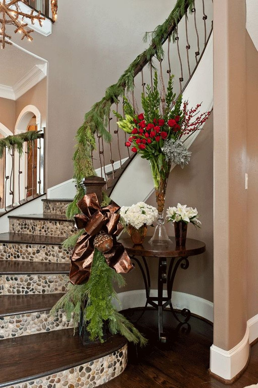 Beautiful Tiled Stairs Designs For Your House 06