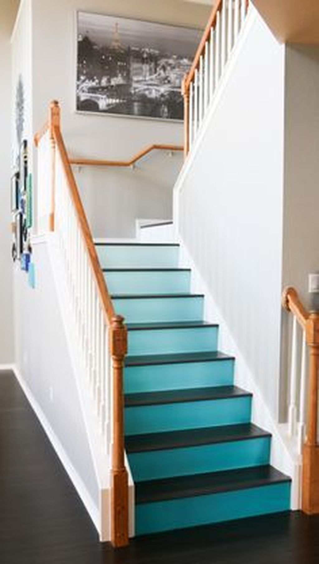 Beautiful Tiled Stairs Designs For Your House 07
