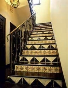 Beautiful Tiled Stairs Designs For Your House 26