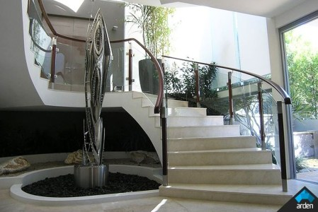 Beautiful Tiled Stairs Designs For Your House 28