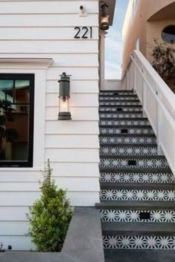Beautiful Tiled Stairs Designs For Your House 43