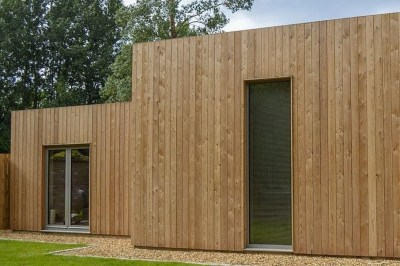 Charming And Minimalist Wooden House 10