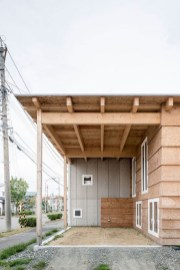 Charming And Minimalist Wooden House 33