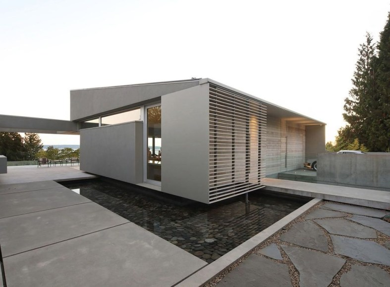 Comfortable Houses Designed For Small Families 07