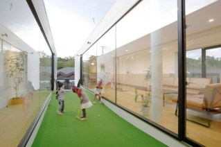 Functional Japanese House For Small Family 05