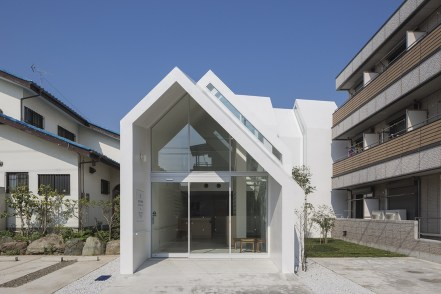 Functional Japanese House For Small Family 41