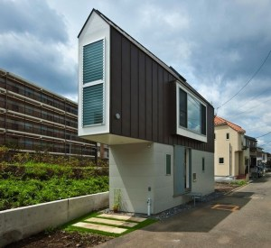 Functional Japanese House For Small Family 44
