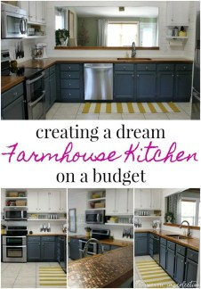Ideas To Update Your Kitchen On A Budget 43