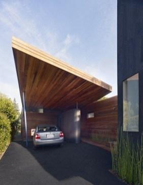 Inspirations For Minimalist Carport Design 01