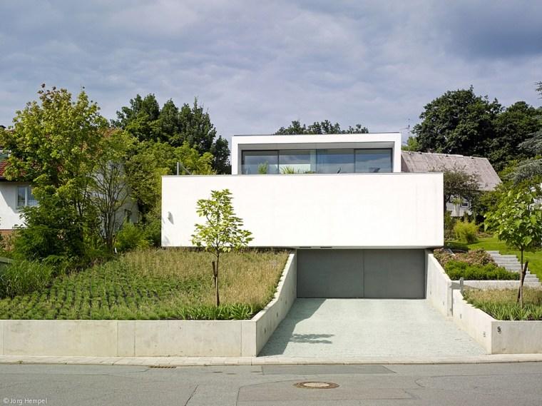 Inspirations For Minimalist Carport Design 09