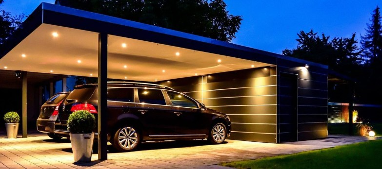 Inspirations For Minimalist Carport Design 30