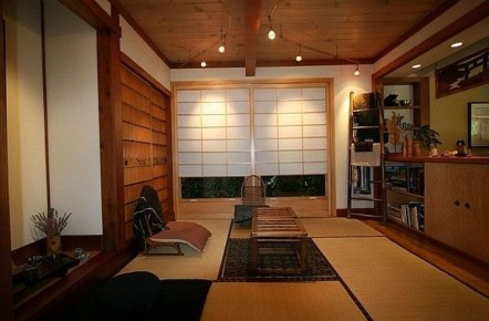 Japanese Inspired Living Rooms With Minimalist Charm 21