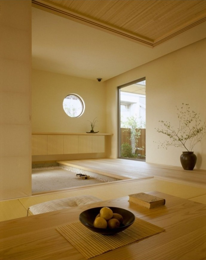 Japanese Inspired Living Rooms With Minimalist Charm 24