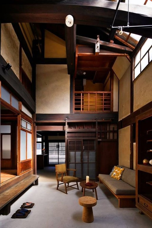 Japanese Inspired Living Rooms With Minimalist Charm 39