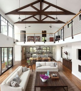 The Wood Interior In This Split Level House In South Jakarta Is Fantastic 02
