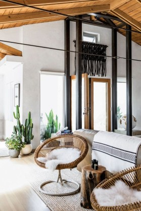 The Wood Interior In This Split Level House In South Jakarta Is Fantastic 43