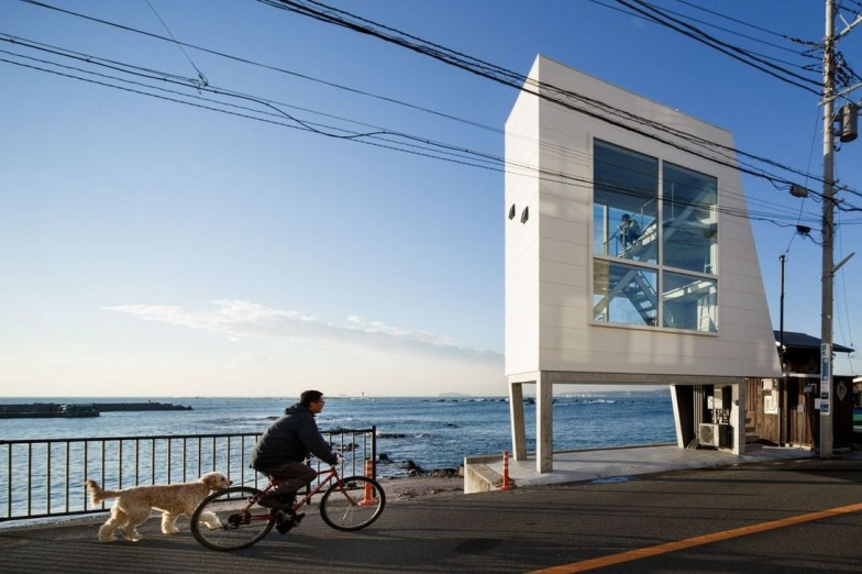 This Japanese House Looks Peculiar But Beautiful 19