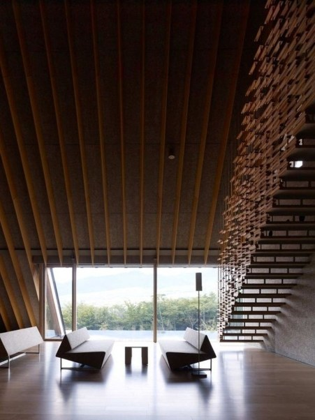 This Japanese House Looks Peculiar But Beautiful 30